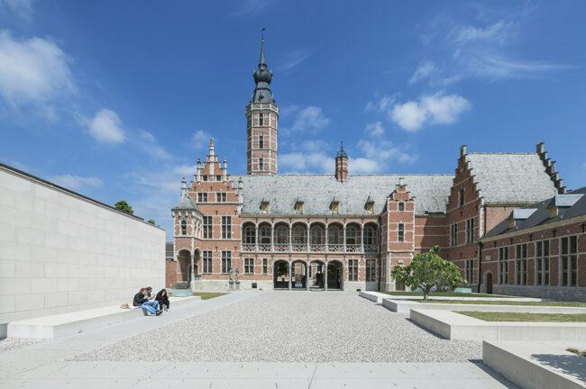 Hof van Busleyden, Mechelen —dmvA (Foto © Sergio Pirrone)