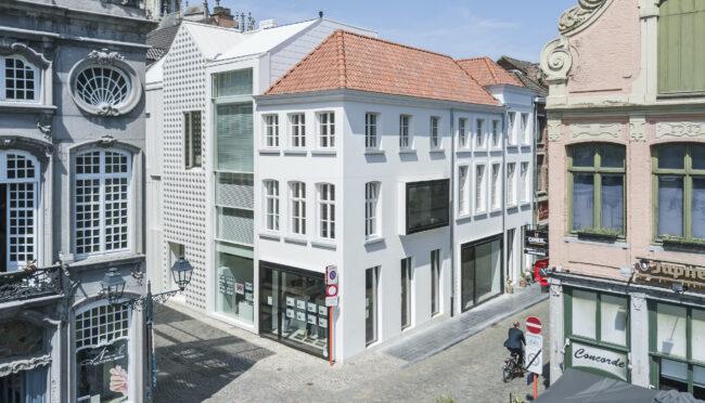 Huis van Lorreinen, Mechelen — dmvA (Foto © Sergio Pirrone)