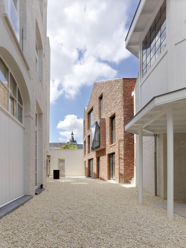 Site Apostolinnen, Mechelen — dmvA (Foto © Bart Gosselin)