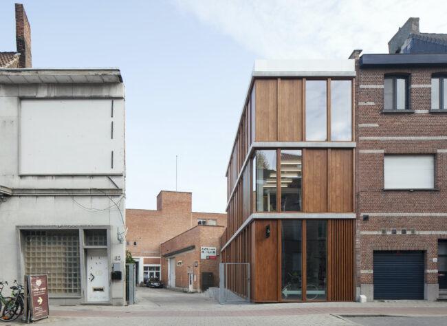 't Atelier, Mechelen — dmvA (Foto © Johnny Umans)