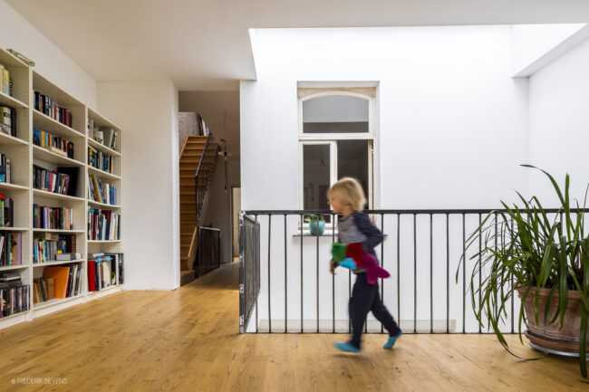 Cohousing Rijkswachtkazerne, POLYGOON Architectuur, (Foto: Frederik Beyens)