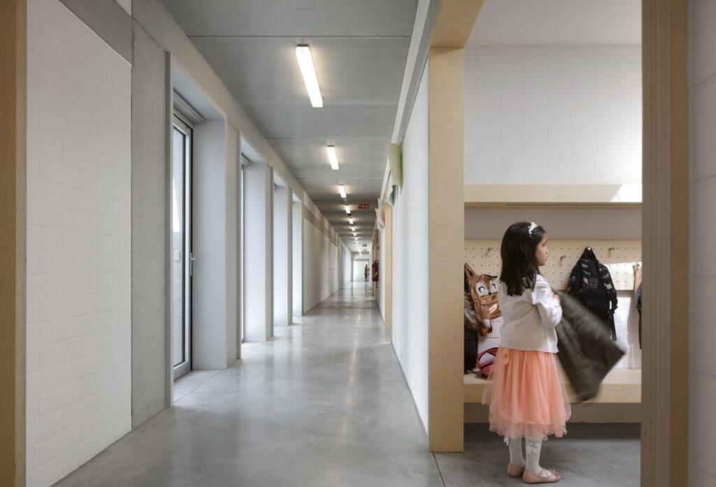 Xaveriuscollege, Meta architectuurbureau, (foto: Filip Dujardin)