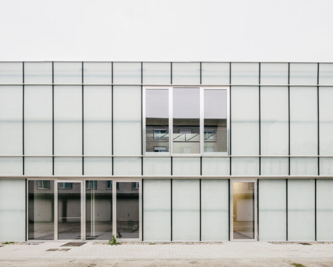 Jeugdcentrum Kiel, AWG Architecten, (Foto: Stijn Bollaert)