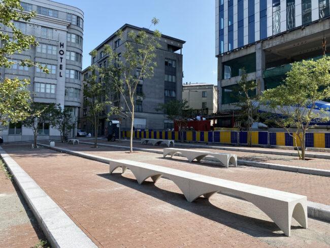 St-Lazarus Squares, Bureau Bas Smets, (Foto: Bureau Bas Smets)
