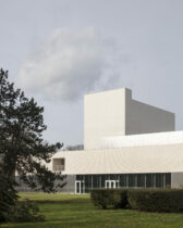 Leietheater, TRANS architectuur | stedenbouw en V+ architecten, (Foto: Stijn Bollaert)