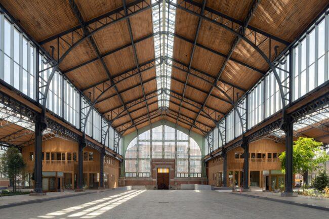 Gare Maritime, Neutelings Riedijk Architects, (Foto: Sarah Blee)