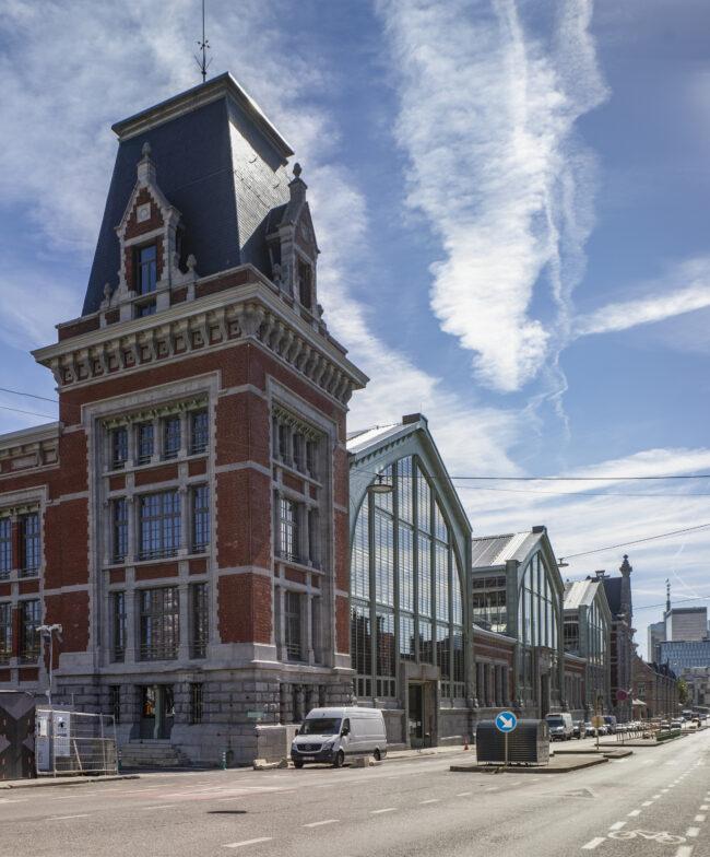 Gare Maritime, Neutelings Riedijk Architects, (Foto: Tim Fisher)