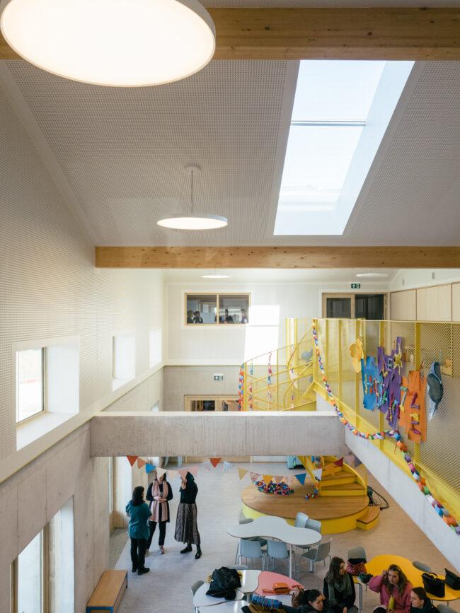 Kinderopvang Zwijndrecht, Havana architectuur, (Foto: Havana architectuur)