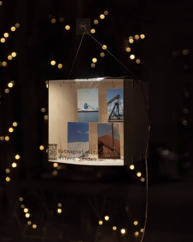 tiny expo Gent (copyright: Simen Lambrecht)