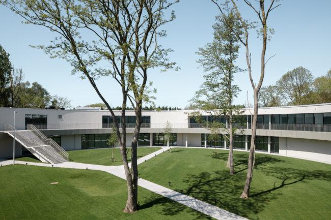Zorghotel Domein Polderwind, POLO architects (foto: Stijn Bollaert)