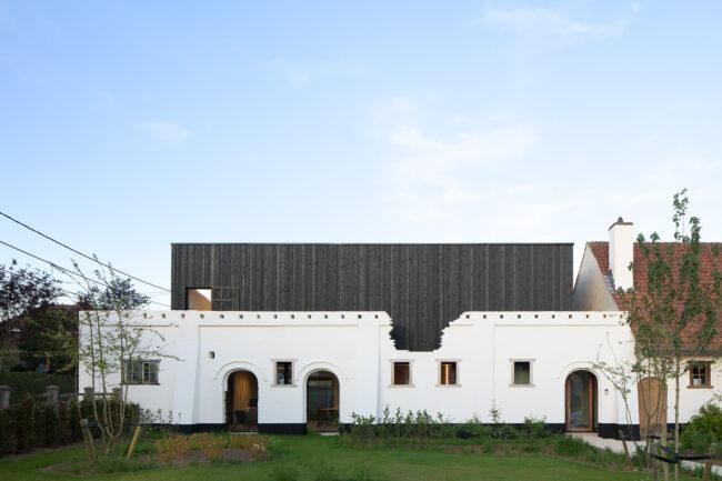 Huis19, NERO architectuur en stedenbouw, (Foto: Dennis De Smet)