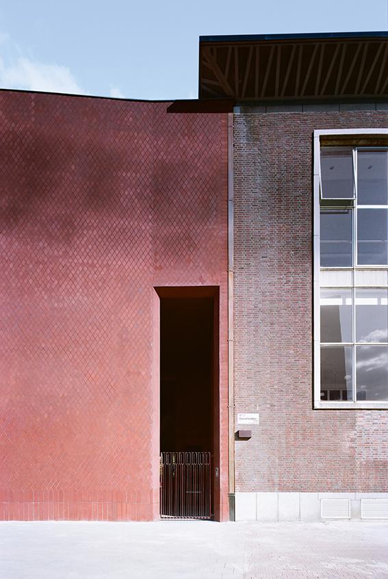 Z33 - House for contemporary Art, Francesca Torzo, (Foto: Gion Balthasar Von Albertini)