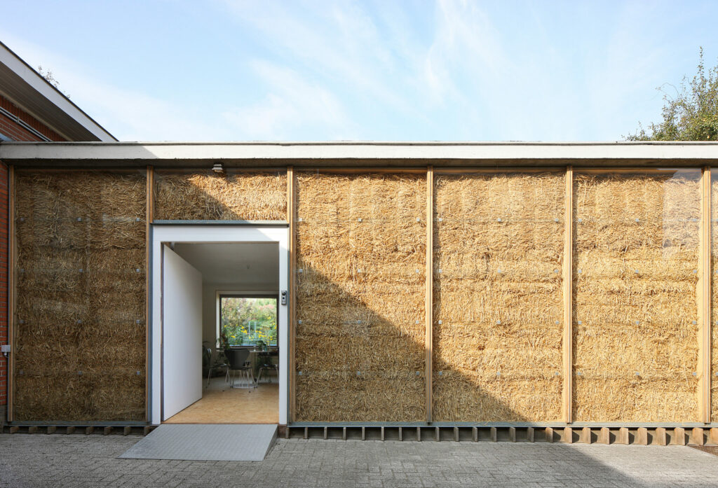 Refuge II, Wim Goes Architectuur, (Foto: Filip Dujardin)