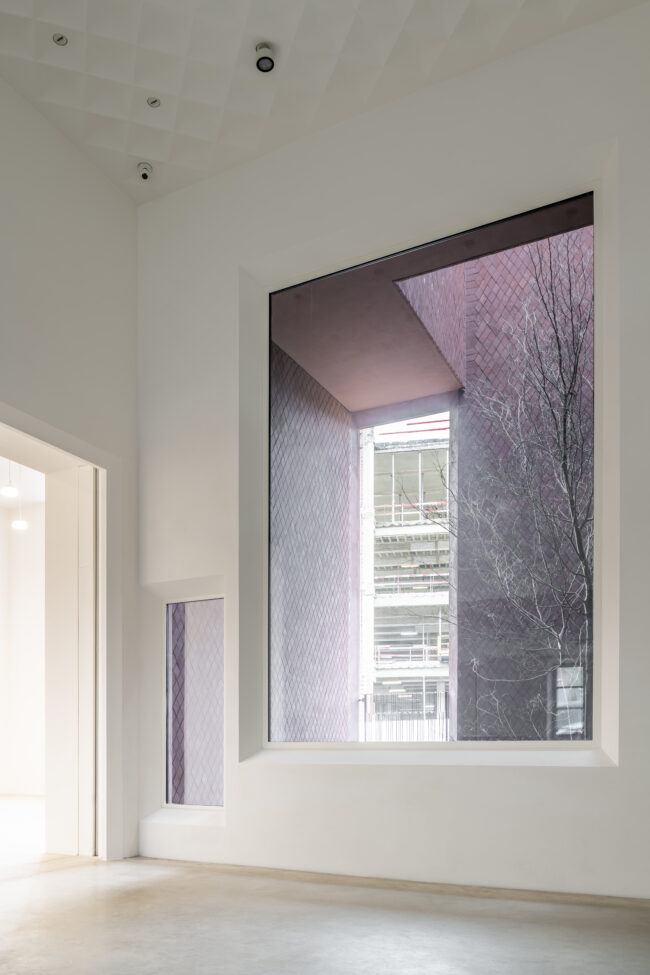 Z33 - House for contemporary Art, Francesca Torzo, (Foto: Olmo Peeters)