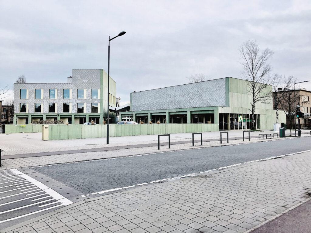 Basisschool Het Laerhof te Merksem (foto: Areal)