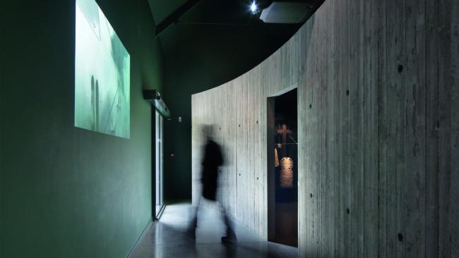 Museum Batterij Aachen, aNNo architecten, (Foto: Filip Dujardin)