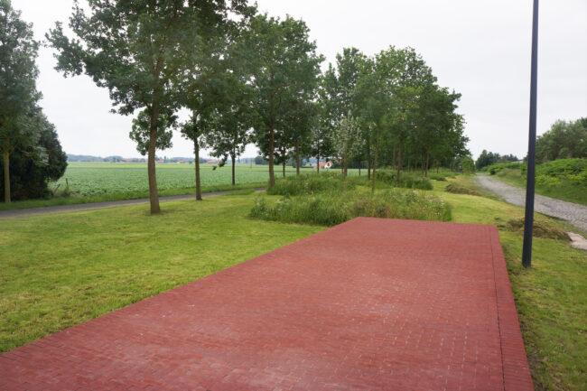 Departure into the Landscape, 100Landschaftsarchitektur, (Foto: T. Folkerts)