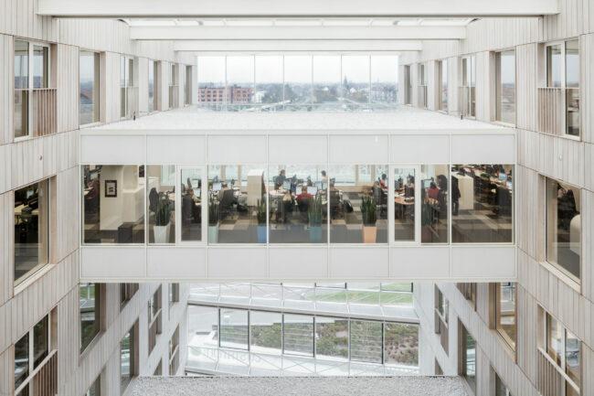 evr-architecten, Quantum Building (Foto: Stijn Bollaert)