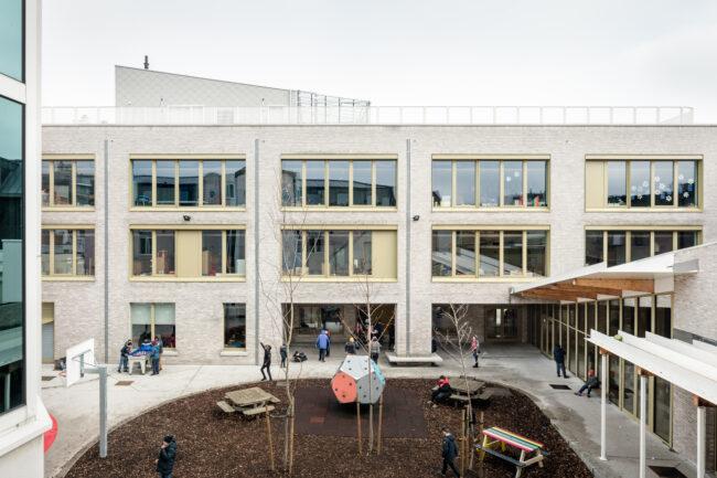 evr-architecten, BS De Zonnepoort (Foto: Stijn Bollaert)