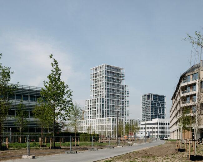 KCAP & evr-architecten, Zuiderzicht (Foto: Stijn Bollaert)