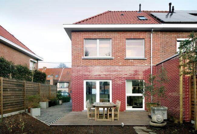 Begijnhoflaan, Eagles of Architecture, (Foto: Filip Dujardin)