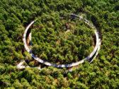 Fietsen door de bomen, BuroLandschap, De Greogorio & Partners, (Foto: Visit Limburg)