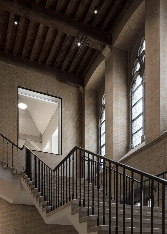 Ypermuseum, Frederic Vandoninck Wouter Willems Architecten, Callebaut Architecten, (Foto: Stijn Bollaert)