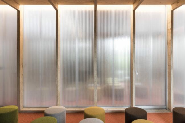 Hangar K, goedefroo + goedefroo architecten, (Foto: Klaas Verdru)