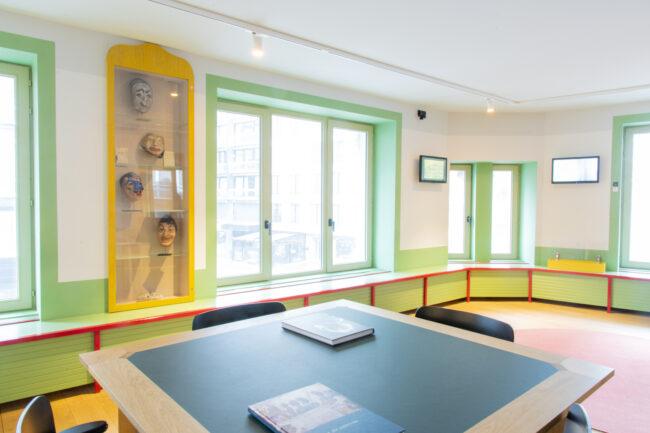 Ensorhuis, noAarchitecten, (Foto: Arne Deboosere)
