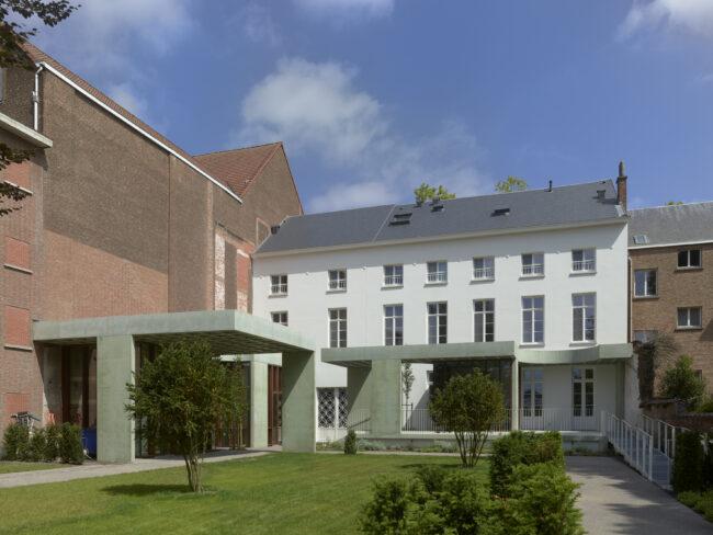 Wit Huis, LAVA Architecten, (Foto: Toon Grobet)