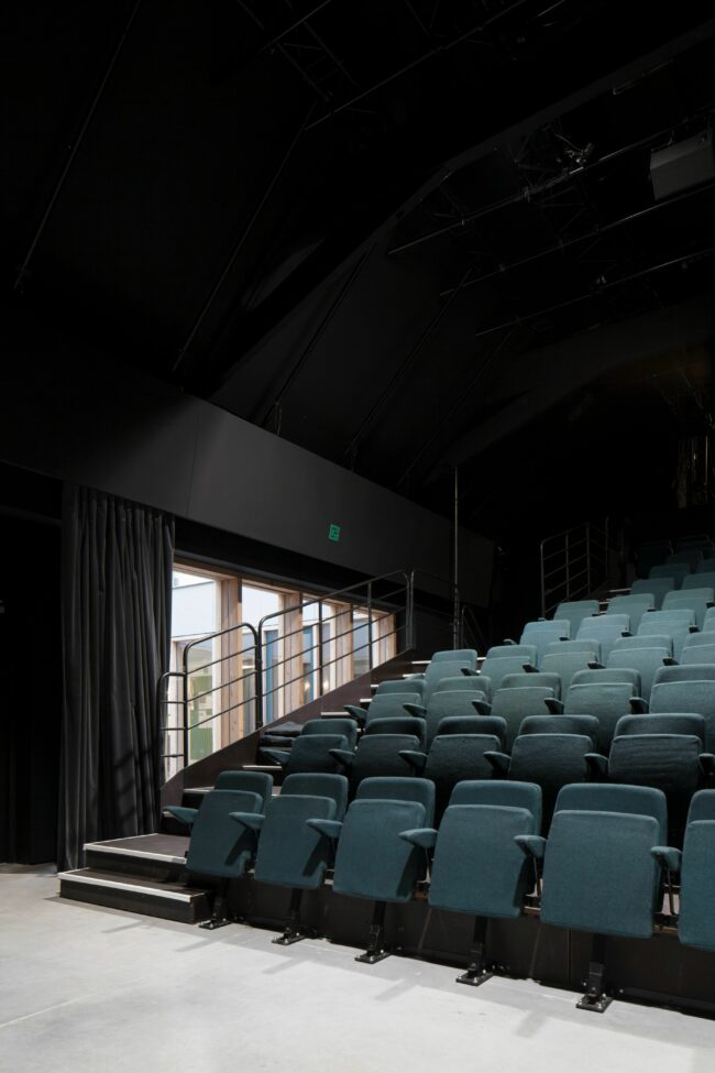 Theater Le Rideau de Bruxelles, OUEST, (Foto: Johnny Umans)