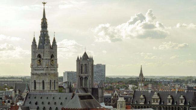 Skyline Gent (Foto: Olmo Peeters)