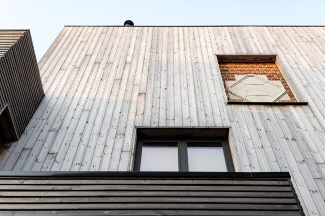 Cohousing Rijkswachtkazerne, POLYGOON Architectuur, (Foto: Jessy van der Werff)
