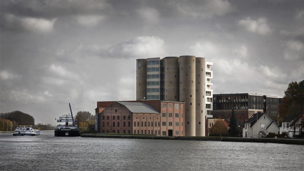 Kanaal (foto's Stéphane Beel Architects)
