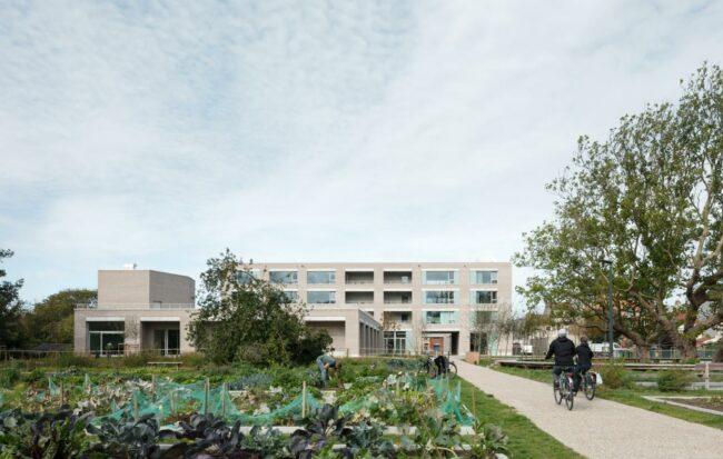Woonzorgcentrum De Drie Plantanen, Bovenbouw Architectuur, (Foto: Stijn Bollaert)