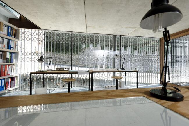 Kantoor WIT architecten (Foto: Lander Loeckx)