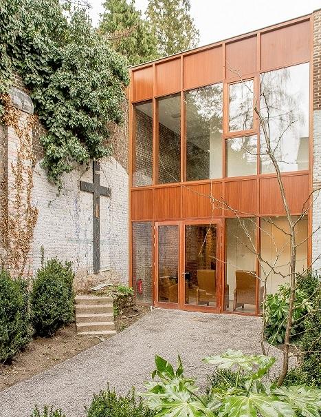 Woonzorgcentrum Clarenhof, a2o architecten, (Foto: Franky Larouselle)