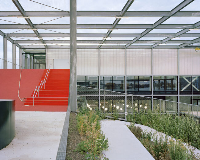 Melopee, Xaveer De Geyter Architects, (Foto: Maxime Delvaux)