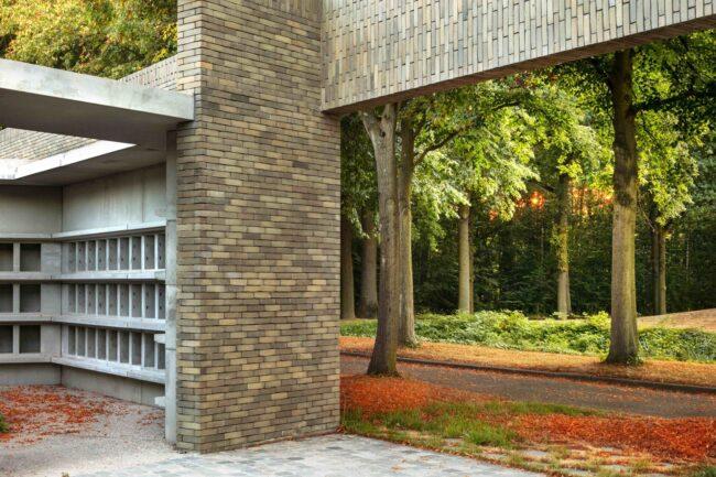 Asbestemmingsgebied Schoonselhof, Architectuur Kristoffel Boghaert (AKB), (Foto: Corentin Haubruge)