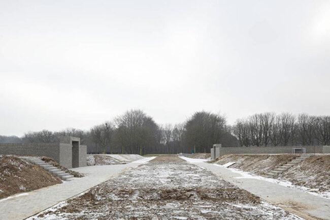 Asbestemmingsgebied Schoonselhof, Architectuur Kristoffel Boghaert (AKB), (Foto: Stany Dederen)