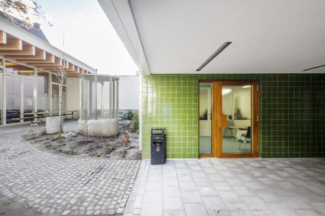 Pension Van Schoonhoven, BULK architecten, (Foto: Nick Claeskens)