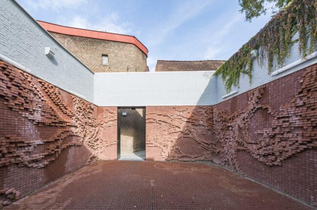 Kunstencentrum nOna, dmvA Architecten, (Foto: Sergio Pirrone)