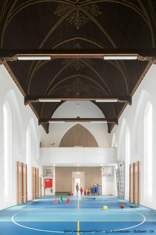 Sint-Lievenspoort, evr-architecten, Callebaut-Architecten, (Foto: Stijn Bollaert)