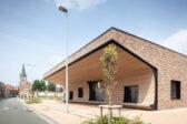 Ontmoetingscentrum Jonkhove, Architectuuratelier Dertien 12, (Foto: Tim Van de Velde)