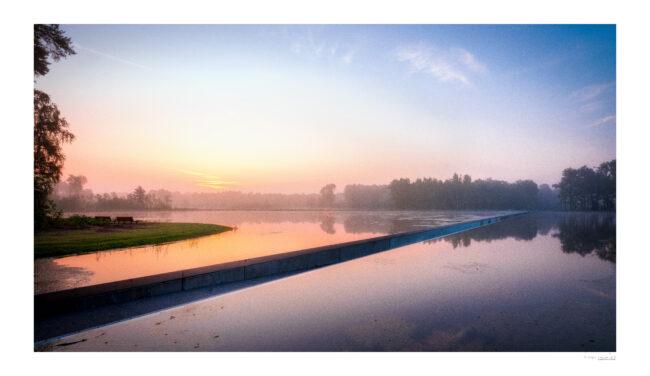 Fietsen door het Water, Lens°ass architecten, Burolandschap, (Foto: Luc Daelemans)