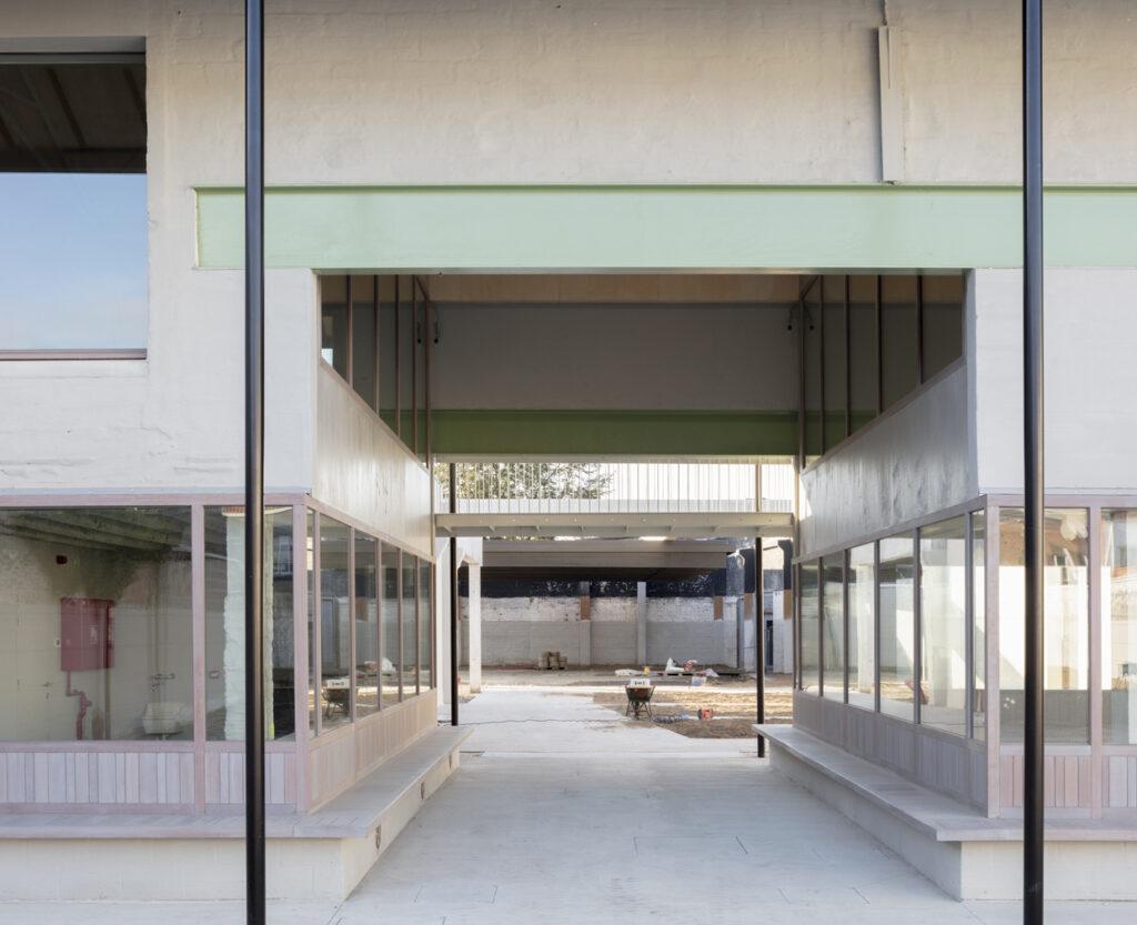 De Standaertsite, Ae-architecten, murmuur architecten, Carton123 architecten en Atelier Arne Deruyter, (Foto: Michiel De Cleene)