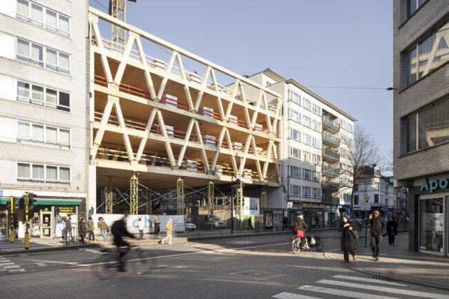 Mundo-a, B-architecten (Foto: Ilse Liekens)