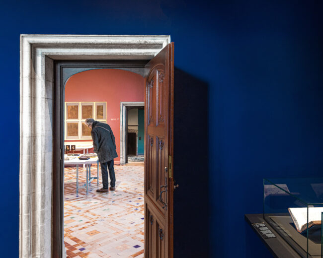 Gruuthusemuseum, noAarchitecten, (Foto: Eline Willaert)
