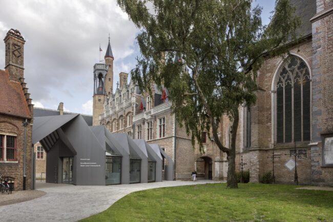 Gruuthusemuseum, noAarchitecten, (Foto: Karin Borghouts)