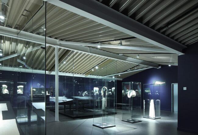Museum Texture, noAarchitecten, (Foto: Filip Dujardin)